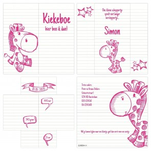 Doodle Turning Card
