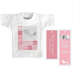 Baby Blocks Mini T-Shirt