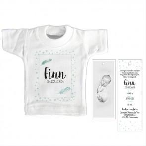 Feather Mini T-Shirt
