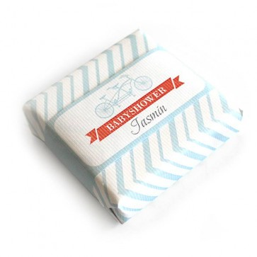 Baby Shower soap favour Bicycle