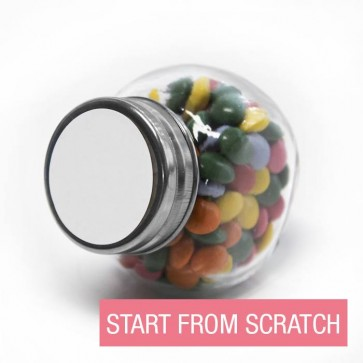 Create Your Own Baby Shower Candy Jar Favours