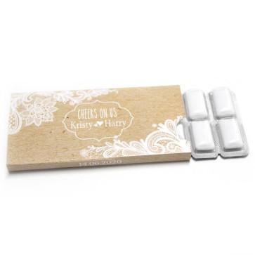 Vintage Lace Chewing gum