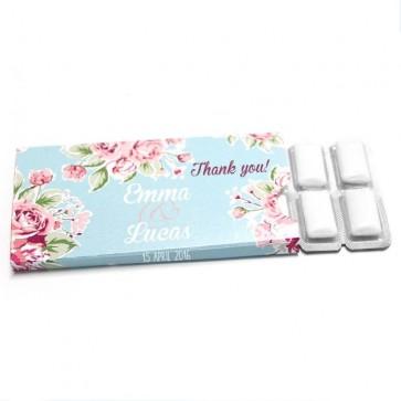 Vintage Rose Chewing gum