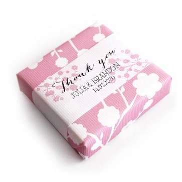 Wedding Favour Soap Blossom