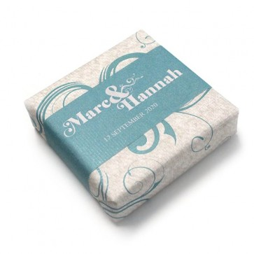 Wedding Favour Soap Elegant