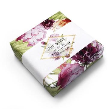 Wedding Favour Soap Floral