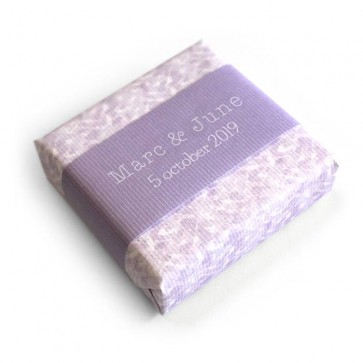 Wedding Favour Soap Lavender