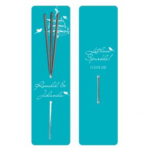 LoveBirds Sparklers design
