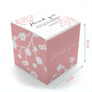 Blossom Favour Boxes