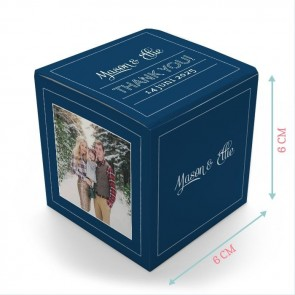 Blue Label Favour Boxes