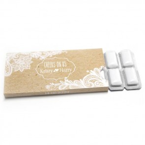 Vintage Lace Chewing gum