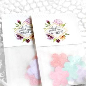 Floral Flower Bags