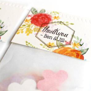 Peonies Fanfare Flower Bags