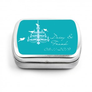 LoveBirds Wedding Mint Tins