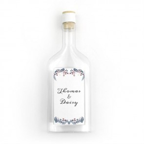 Love Quote Message in a Bottle