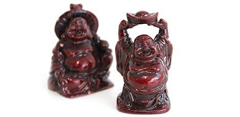 deep-red-brown-buddha-favours