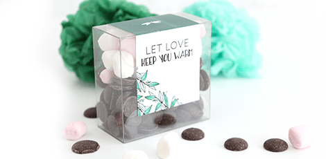 chocolate-mellow-box-wedding-favour-leaves