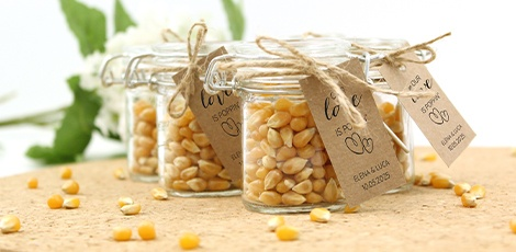 weck-jar-popped-popcorn-kernels