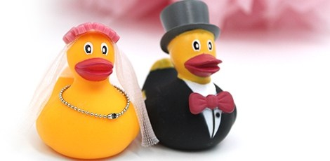 bride-groom-rubber-ducks