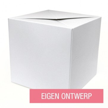 Ontwerp Zelf Out of the Box Communiekaart