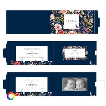 ChangeCard geboortekaart