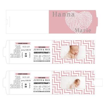 Sunshine ChangeCard geboortekaart
