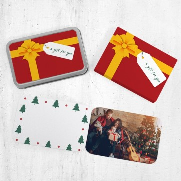 BliQje wenskaart Christmas Gift