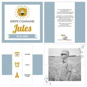 Iconic Turning Card Communie