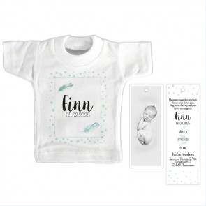 Feather Mini T-Shirt