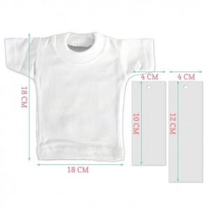 Ontwerp Zelf - Mini T-Shirt
