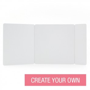 Ontwerp Zelf - Drieluik Omslagkaart