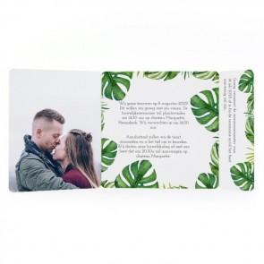 Botanical - Drieluik Omslagkaart