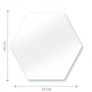 Ontwerp Zelf Hexagoon Kaart
