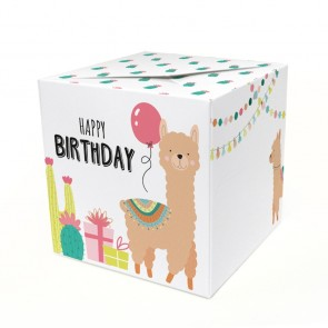 Birthday Lama LocoBox