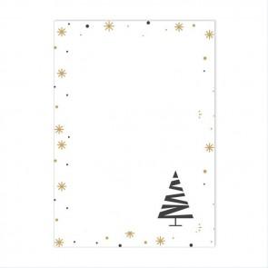 Christmas Sparkle Flessenpost