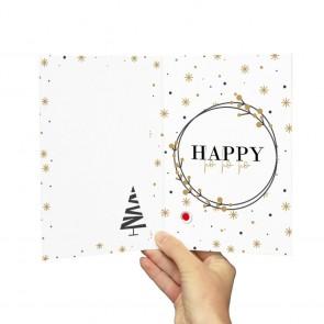 Christmas Sparkle Muziekkaart