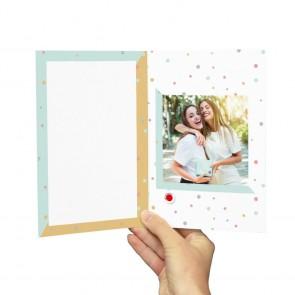 Special Paper Hug Muziekkaart