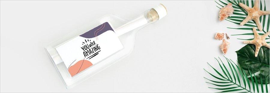 happiness-flessenpost-wenskaart