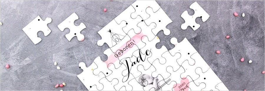 puzzel-geboorte-kaart