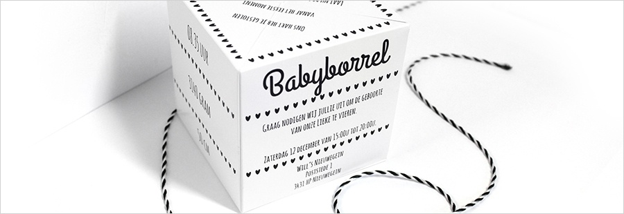 babyborrel-uitnodiging