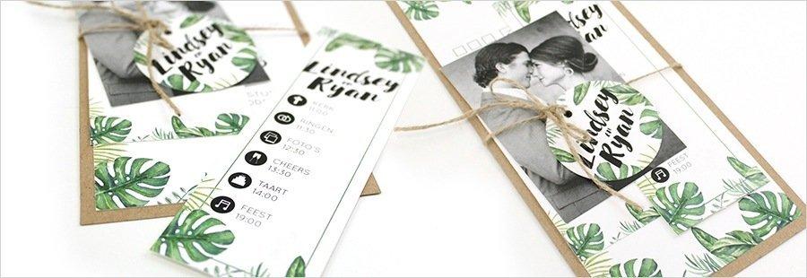 exclusieve-trouwkaarten-pakket-trouwkaart