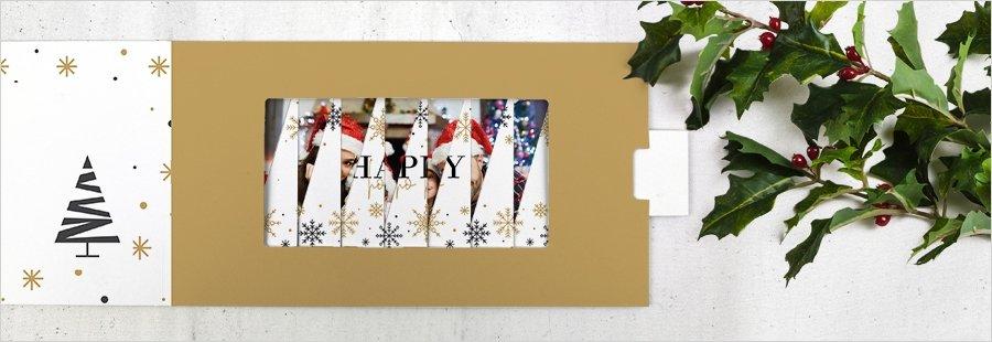changecard-kerst-wenskaart