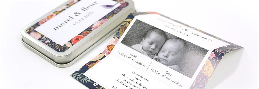 originele-geboorteaankondiging-met-foto