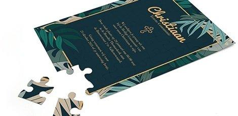 puzzel-communie-uitnodiging