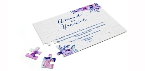 bijzondere-puzzel-trouwkaart