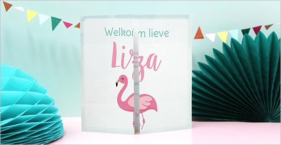 speciale-geboortekaartje-turning-card