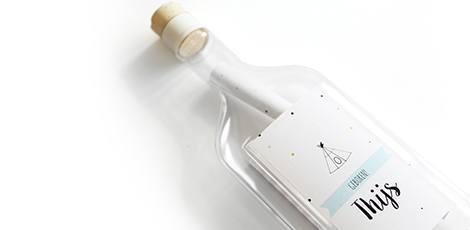 geboorte-aankondiging-flessenpost