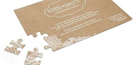 puzzel-trouwkaart-vintage-lace