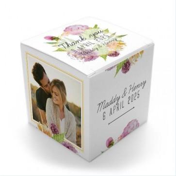 Favour Boxes  Floral