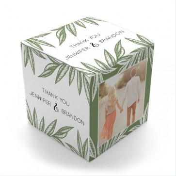 Favour Boxes Olive